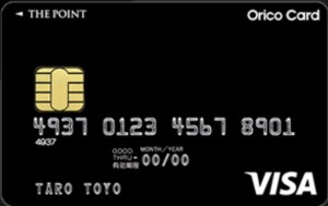 Orico the point (VISA)